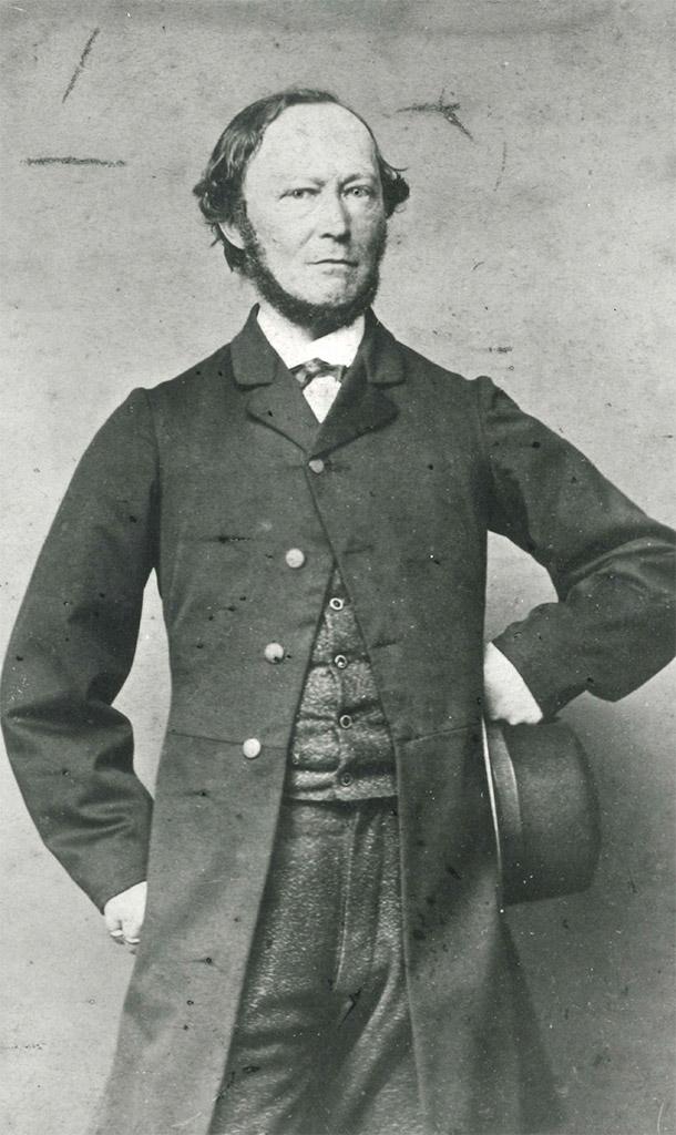 Sengelmann mit Hut